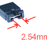 "Jumber Mini, 2 Pin,<br> 01"" (2.54mm) Space"