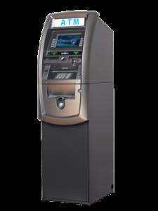 Genmega G2500P ATM Machine with Motorized Cash Presenter