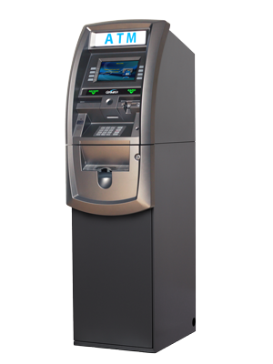 Genmega G2500P ATM Machine with Motorized Cash Presenter