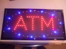 20 ATM LED Signs