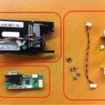 Genmega G2500 EMV upgrade kit