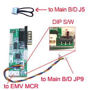 Genmega EMV Reset Board