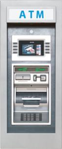 Genmega GT3000 Through Wall ATM