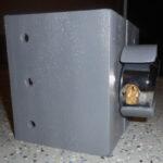 ATM Vault Corner Bracket