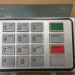 Hyosung 8000R Pin Pad Advance Repair
