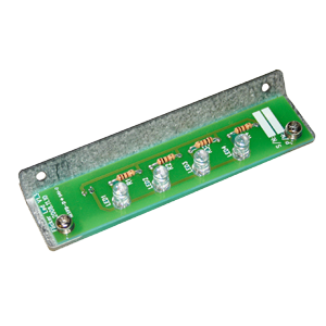 Hantle or Genmega Flicker board, EPP light with mounting bracket