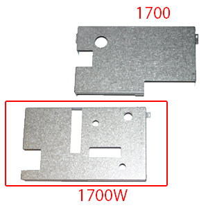 Hantle and Genmega Rear Cover for ACU main board