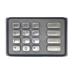 Hyosung Pin Pad 6000K - Advance Repair