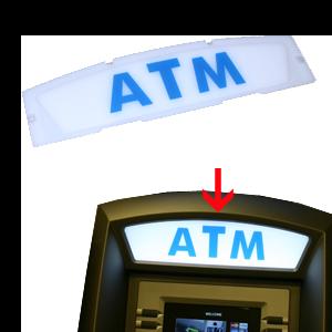 TOPPER, GLOBE ATM, 1700