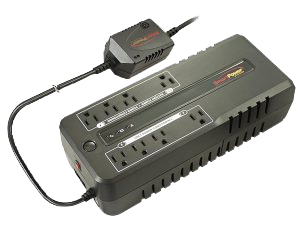 UPS Battery Backup Office Plus UPS Case of Four