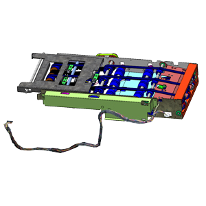 Presenter Module for Genmega GT3000 and GT5000