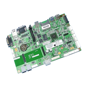 Genmega Main Board w/o modem ACU6 512 MB Memory