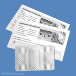 EMV Card Reader Cleaning Card Box of 40